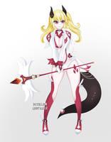 (OPEN) Adopt Auction - Fairy Dragon by devilmon20