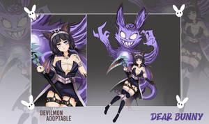 (OPEN) Adopt Auction - Dear Bunny by devilmon20
