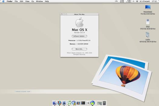 PowerBook G4 13.06.2004