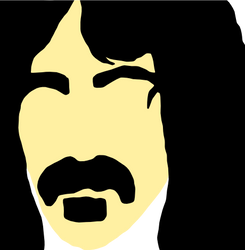 Vector Zappa 1 by MonkeyDan1