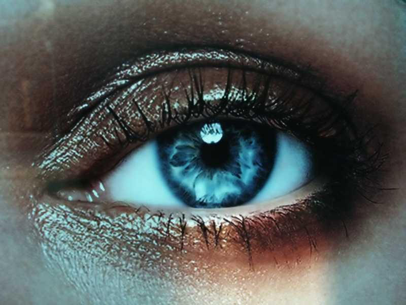 Eye photo by stock1-2-3