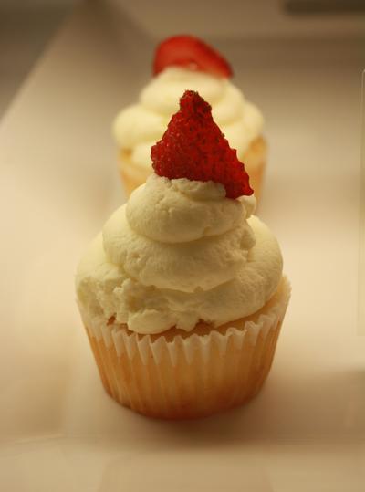 Strawberry on Top by EnchantedCupcake