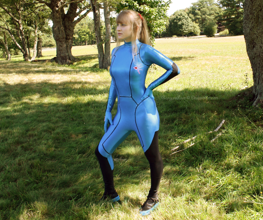 Samus Aran by EnchantedCupcake