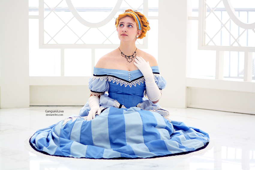 Lady and Grace by EnchantedCupcake