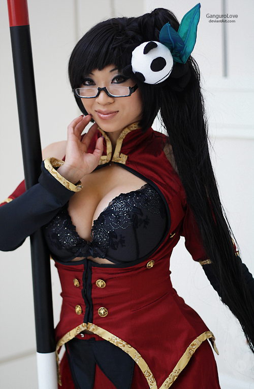 Yaya Han as Litchi Faye-Ling I by EnchantedCupcake