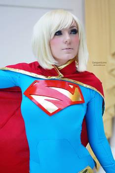 Jessica Nigri as Supergirl - New 52 Version II