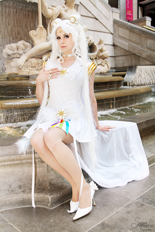 Sailor Cosmos II by EnchantedCupcake