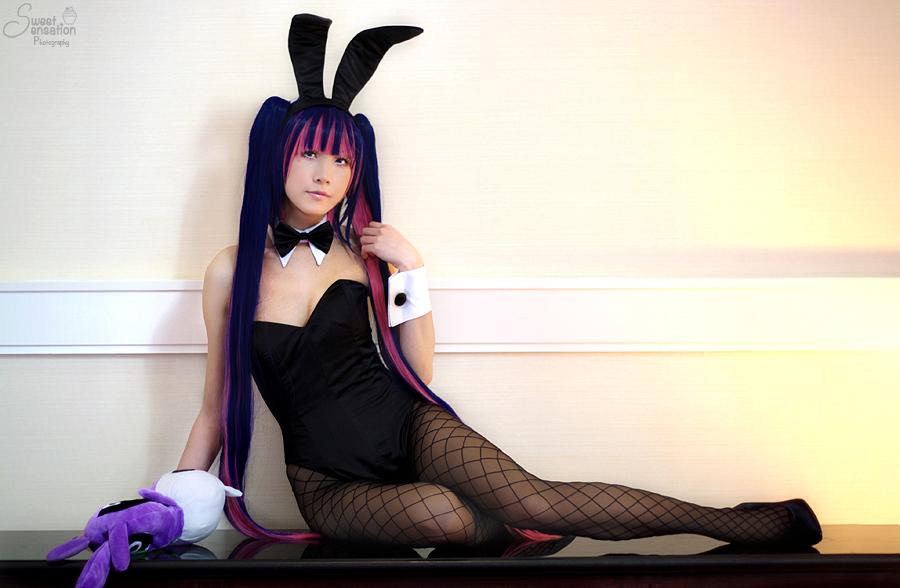 Stocking - Bunny Ver. II by EnchantedCupcake