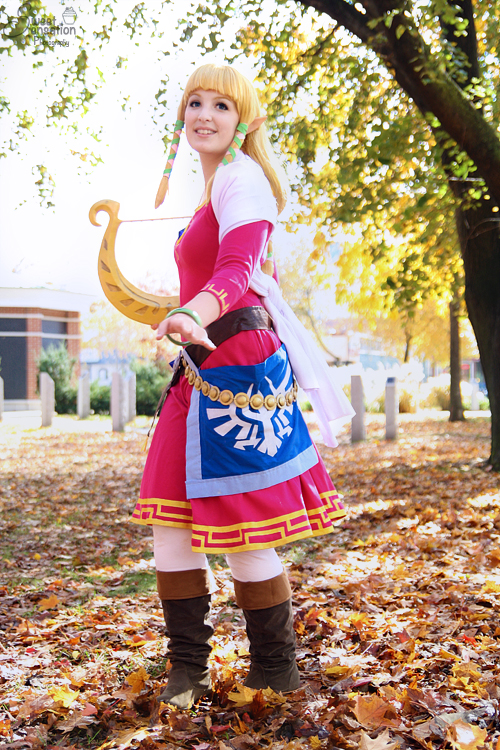 Princess Zelda by EnchantedCupcake