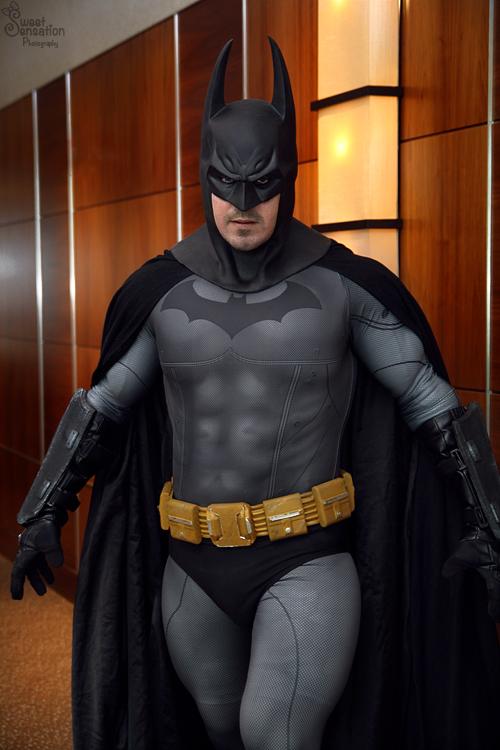 Batman by EnchantedCupcake