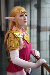 Zelda I by EnchantedCupcake