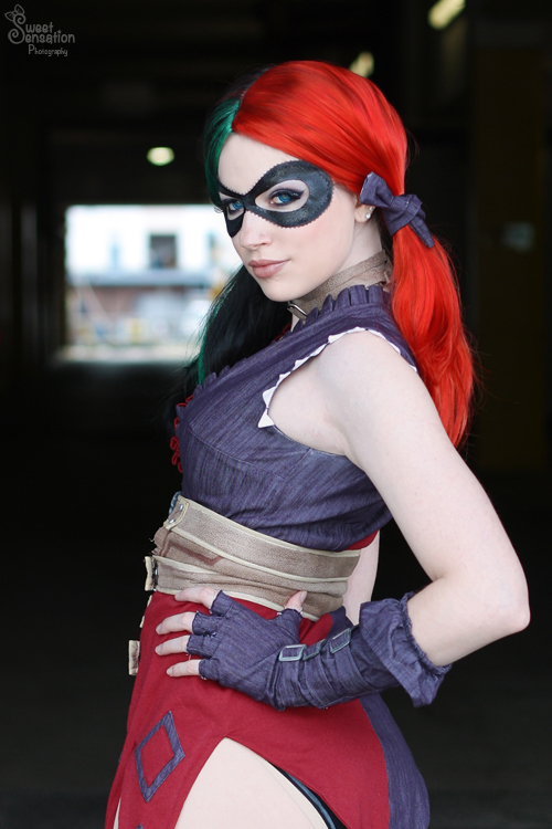 Harley Quinn I by EnchantedCupcake