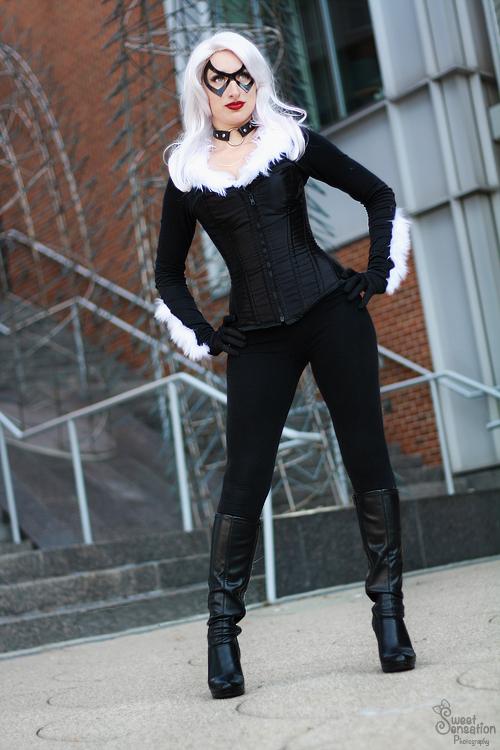 Black Cat II by EnchantedCupcake