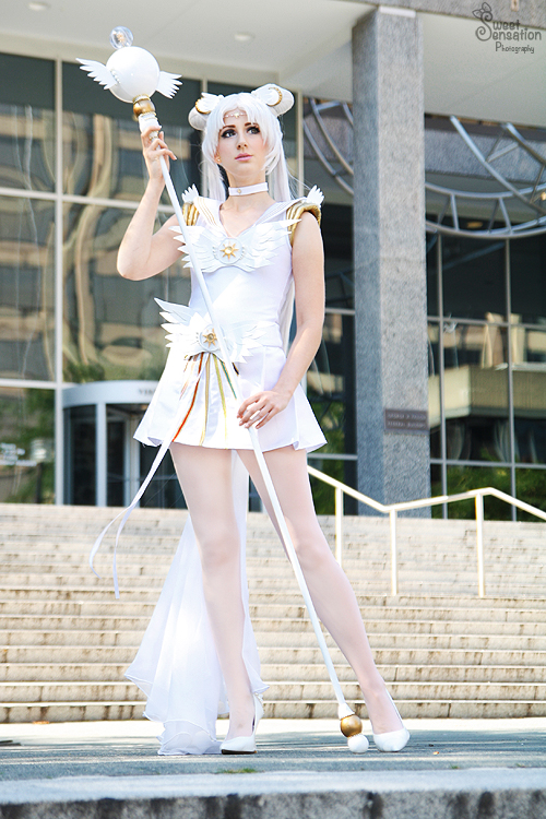 Sailor Cosmos II by EnchantedCupcake