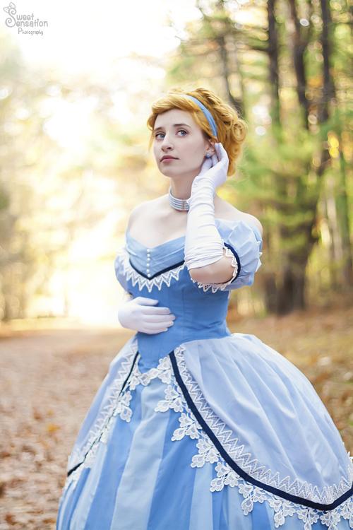 Historically Accurate Cinderella by EnchantedCupcake