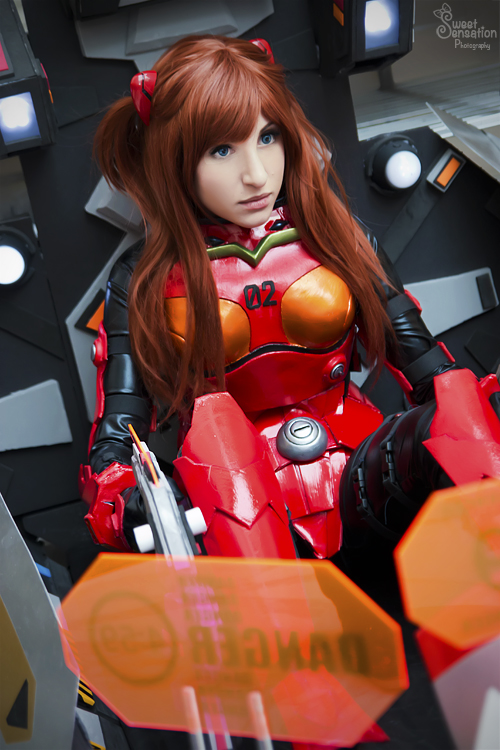 Asuka I by EnchantedCupcake