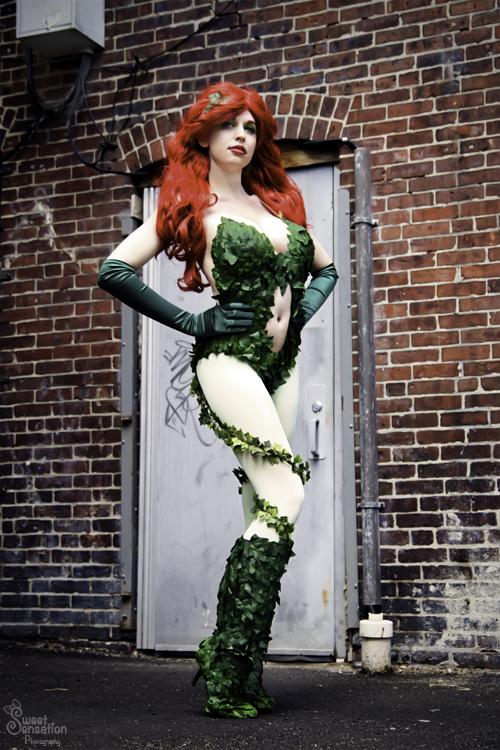 Poison Ivy I by EnchantedCupcake