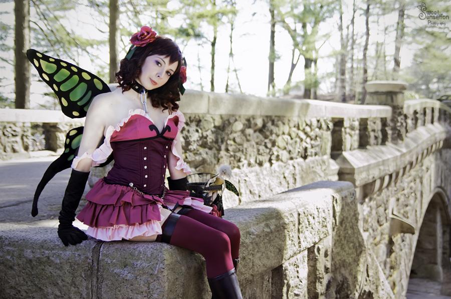 Deathsmiles I by EnchantedCupcake