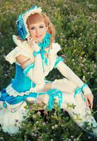Turquoise I by EnchantedCupcake