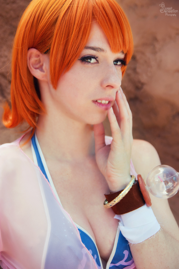 Alabasta Nami by EnchantedCupcake