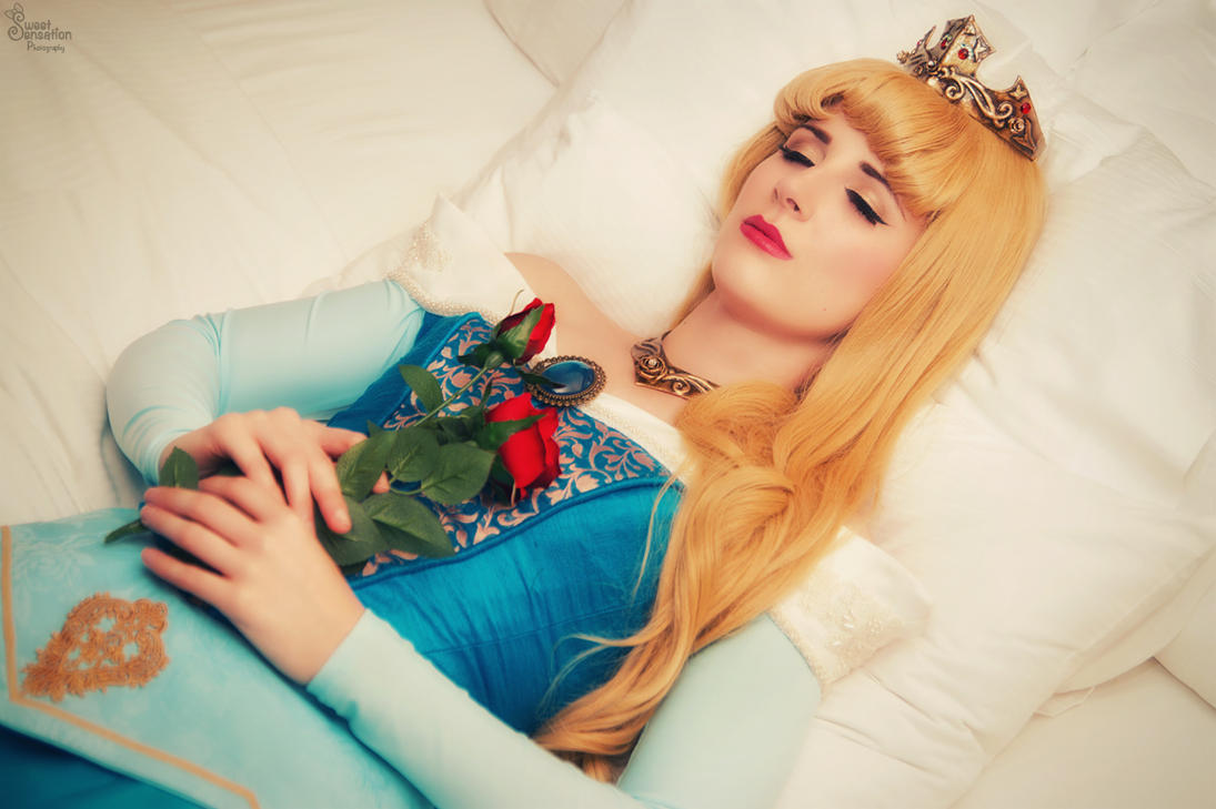 Sleeping Beauty II by EnchantedCupcake