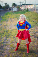 Supergirl I by EnchantedCupcake