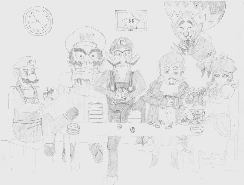 Nintendo Christmas Party 2014 part 9 by The-Hero-of-Hyrule on DeviantArt