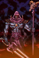 Someguy's Skeletor re-colored by Myko--