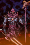 Someguy's Skeletor re-colored