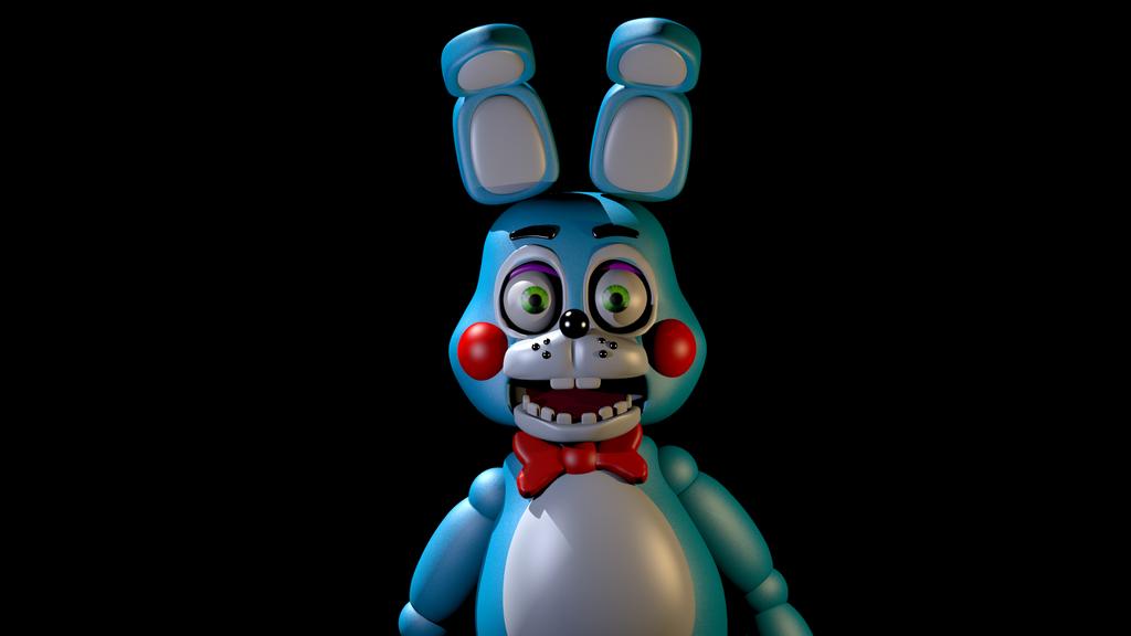 Toy Bonnie V4 By Bantranic On Deviantart