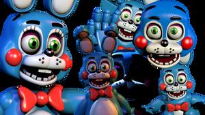 1000 Watcher Toy Bonnie Release