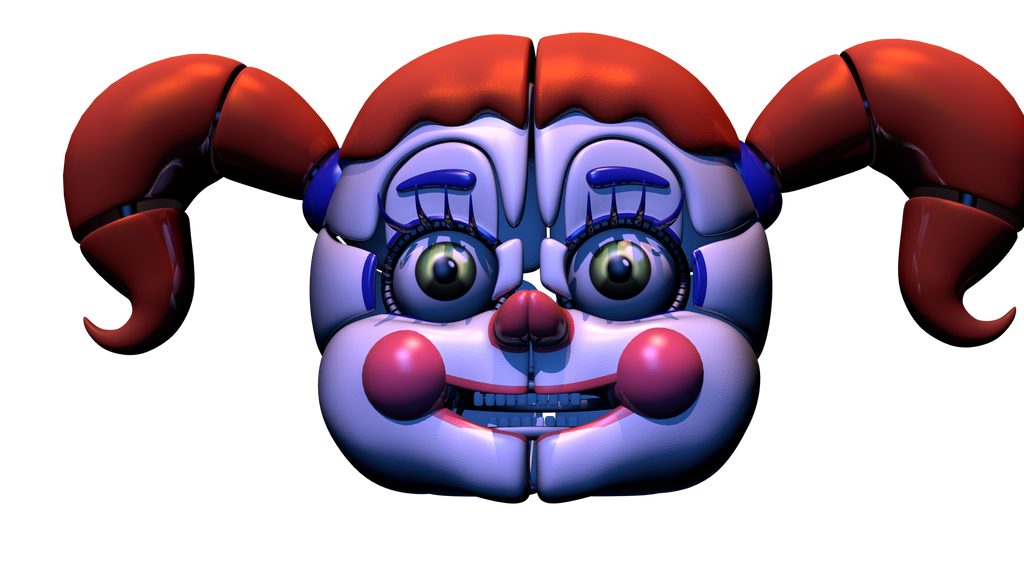 Circus Baby V7 Wip by Bantranic