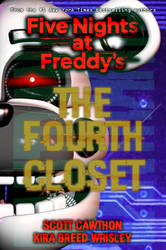 Fnaf: Freddy comes out of the closet by Bantranic