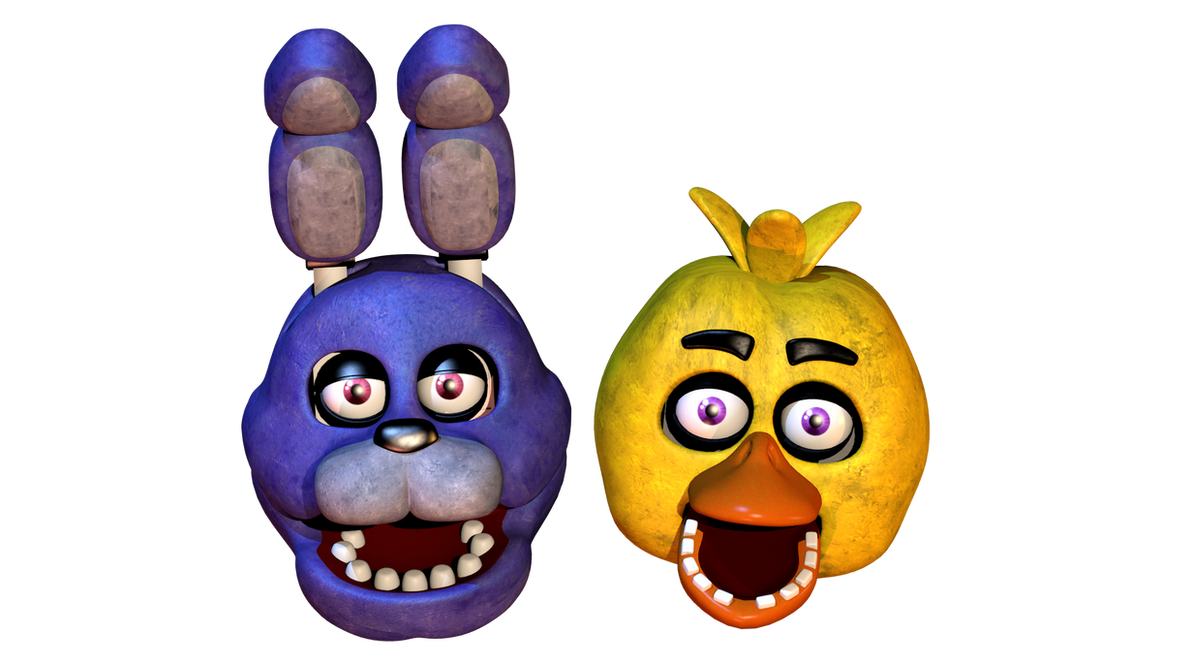 Bonnie Textures Revamp by Bantranic