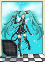 Vocaloid: Hatsune Miku by Alex-Goncalves