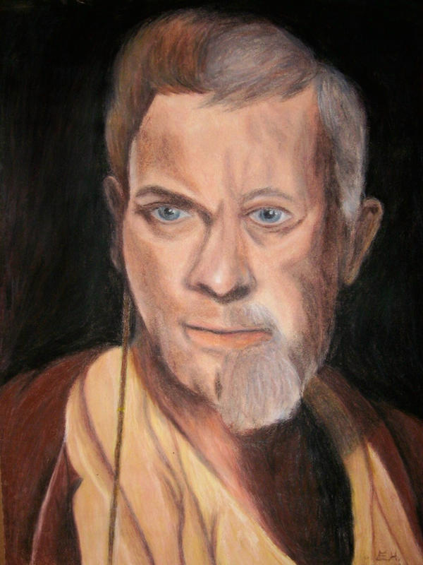 OBI WAN TRANSFORMED by Datachew