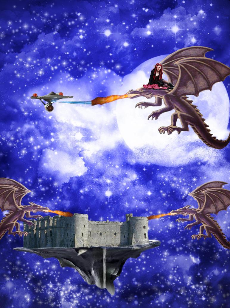 Dragon queen 2 by Darkguyver1970