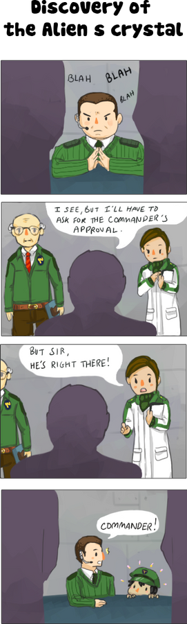 Xcom comic