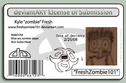 freshzombie101's Profile Picture