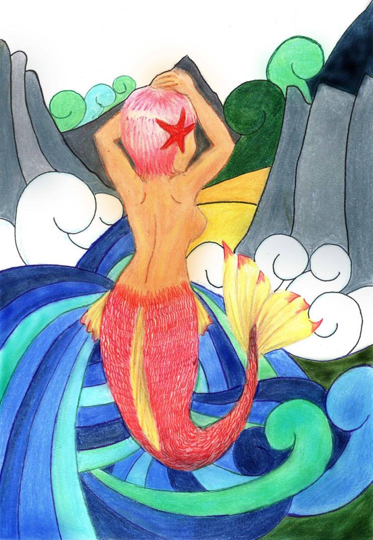 Mermaid by Rufina-Tomoyo