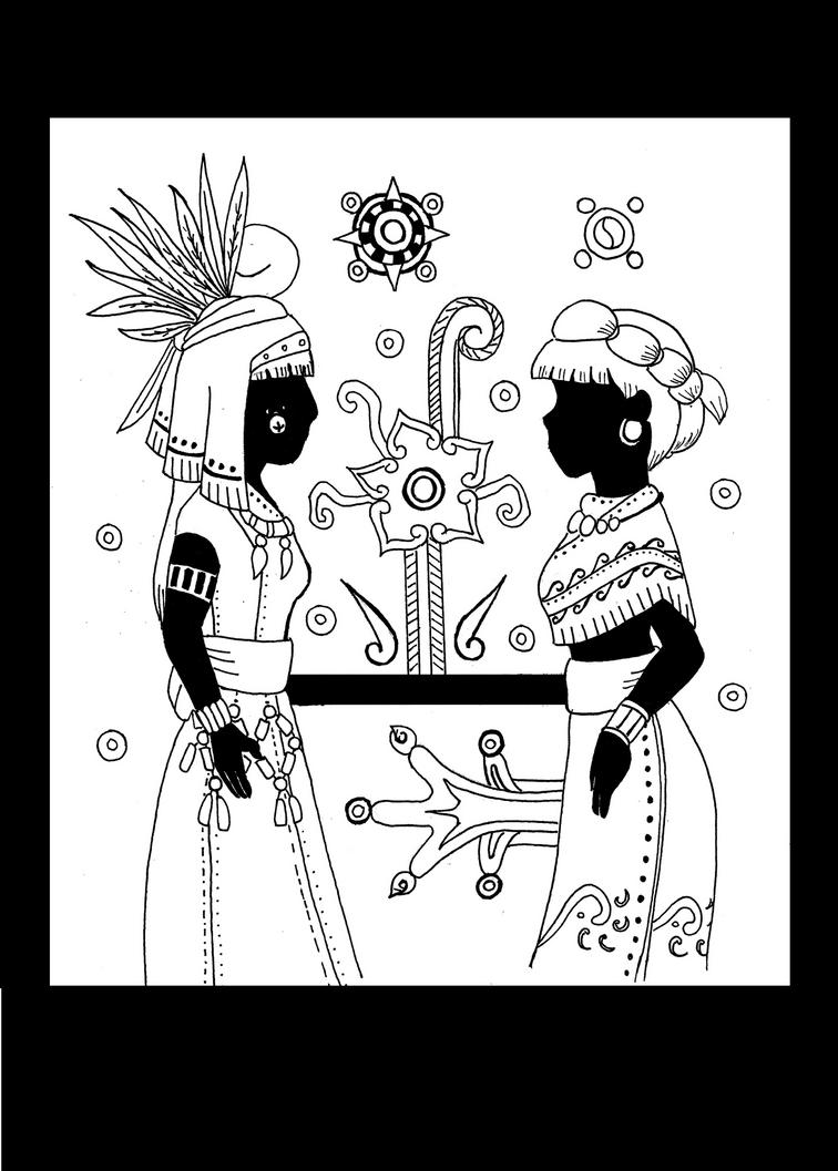 Encuentro en la region de los espiritus by Rufina-Tomoyo