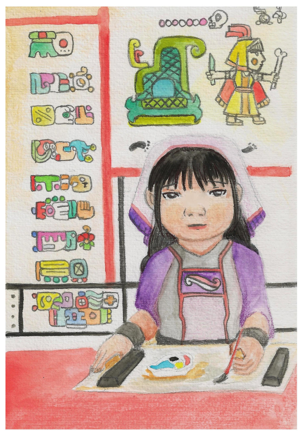 The treasure of wisdom by Rufina-Tomoyo