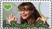 'BrzydUla' Stamp by Lizziey