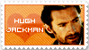 Hugh Jackman Stamp2 by Lizziey