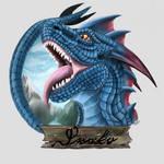 Dragonbadge for DrakoLex