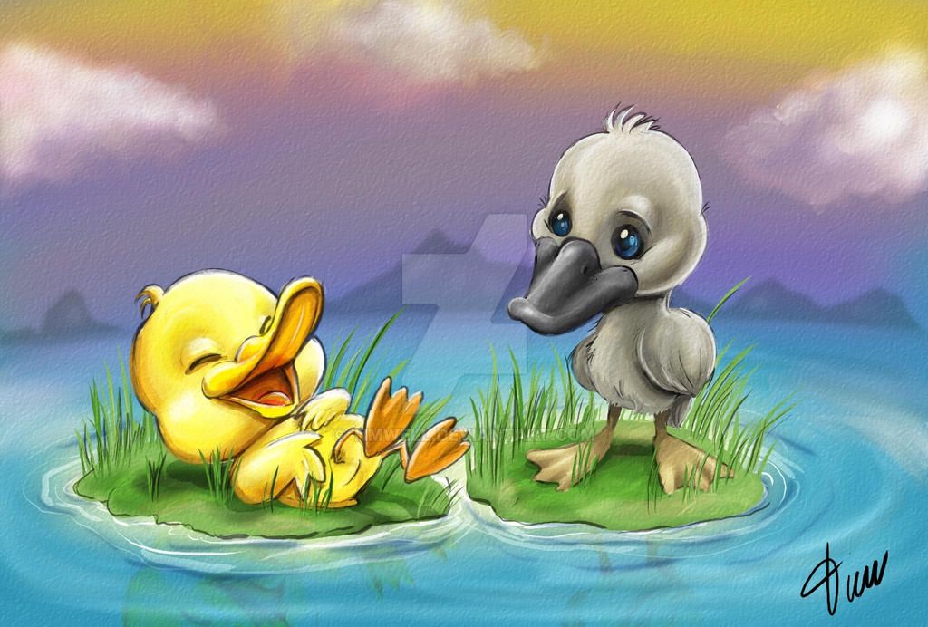 ugly duckling images reverse search