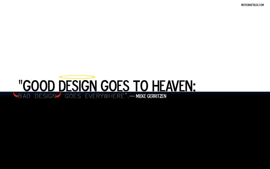 good design vs bad design by motion attack on deviantart. Black Bedroom Furniture Sets. Home Design Ideas