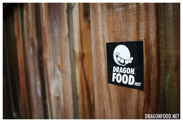 DRAGON FOOD STICKERS by motion-attack