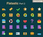 Flatastic Icon Set (part 2)