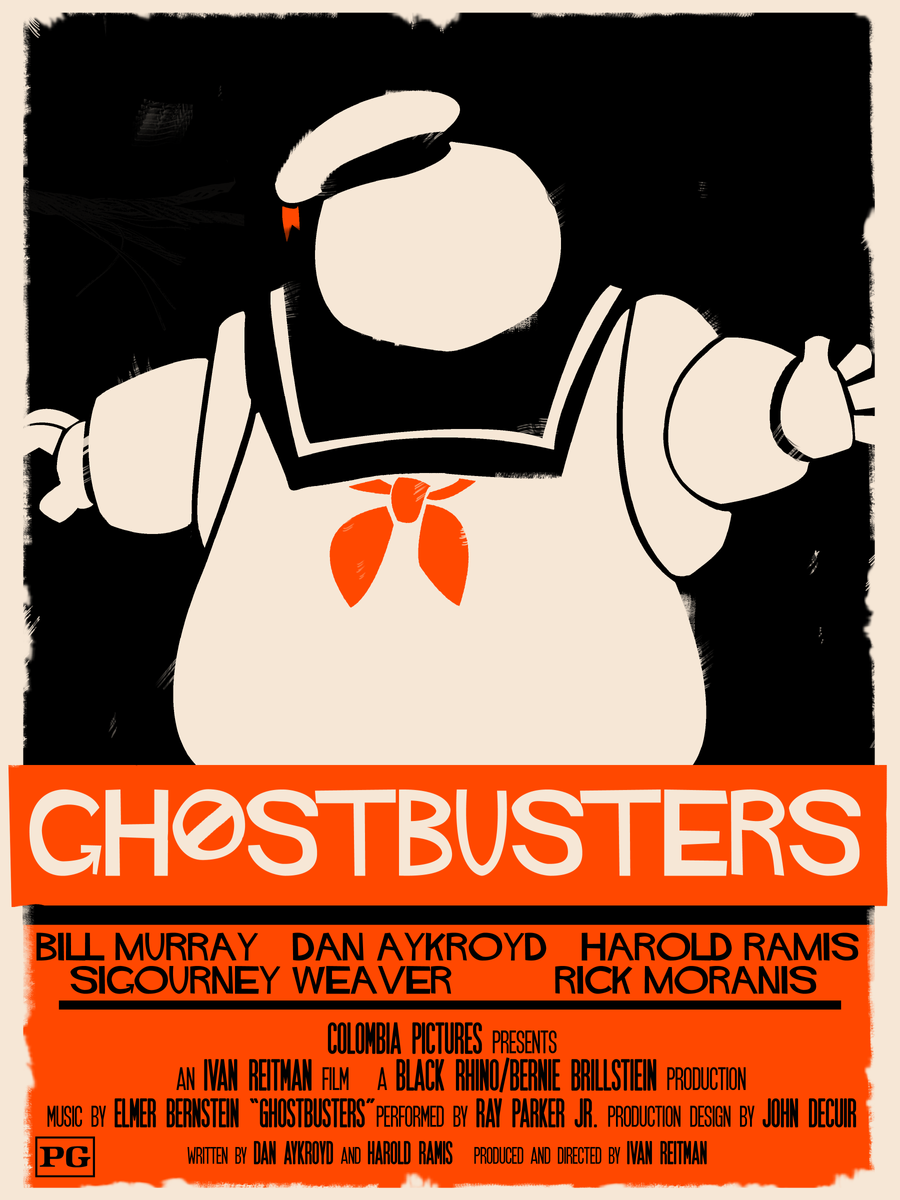 Ghostbusters by BChapman